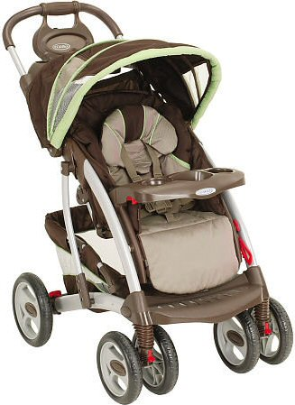 Tiny Tourist Strollers Jogging Stroller Double